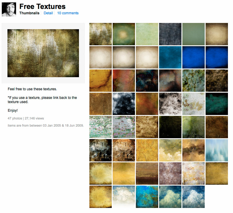 Freetextures